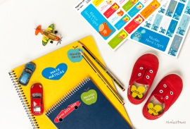 pegatinas y etiquetas infantiles personalizadas para marcar la ropa y las cosas nicolasito.es