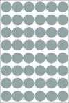 vinilo adhesivo de confeti color plata