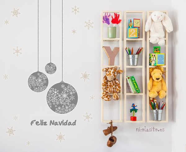 navidad-vinilos-decorativos-paredes-gotele