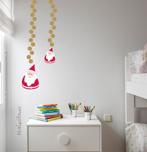 vinilos-decorativo-infantil-navidad-papa-noel-decoracion-pared-con-gotele