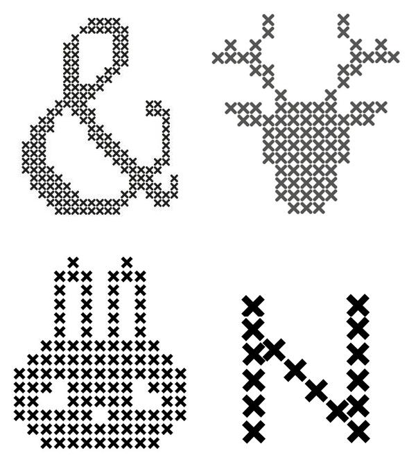 formas-para-hacer-con-vinilos-de-cruces