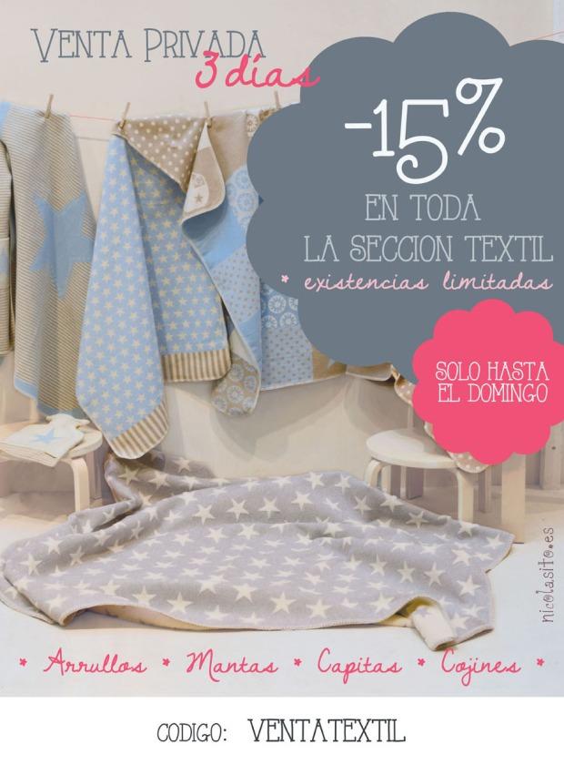descuento-mantas-textil-arrullos-bebes